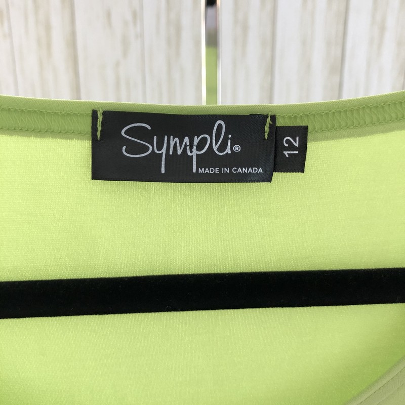 "We don't need to say anything but ""Sympli!!  The outrageously comfortable, high end knit that you will love to live in!"