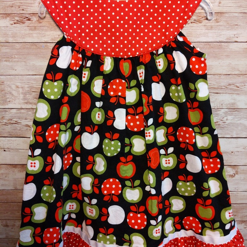Stellybelly Apple Dress.