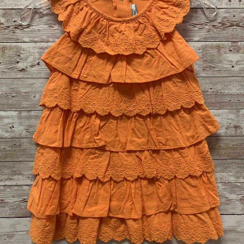 Mayoral Ruffle Dress.
