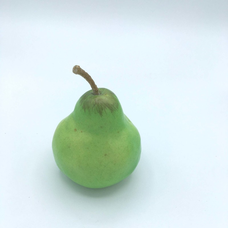 Item# 747<br /> Decorative Green Apple,<br /> Color - Green,<br /> Price -  5.00