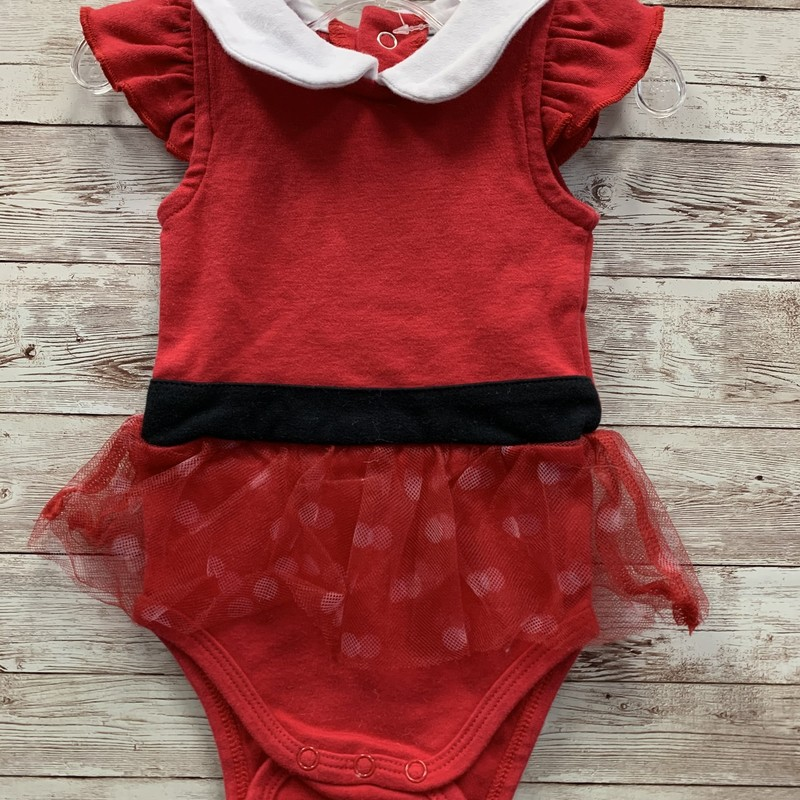 Minnie Mouse Romper.