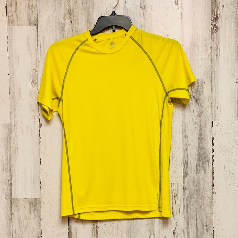 Adidas, Yellow, Size: S
