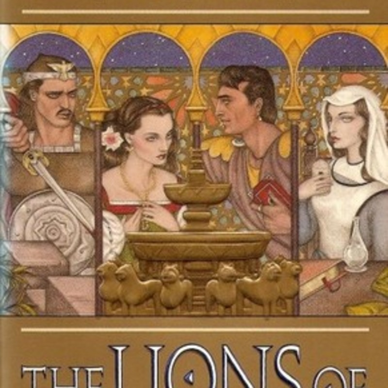 The Lions Of Alrassan.