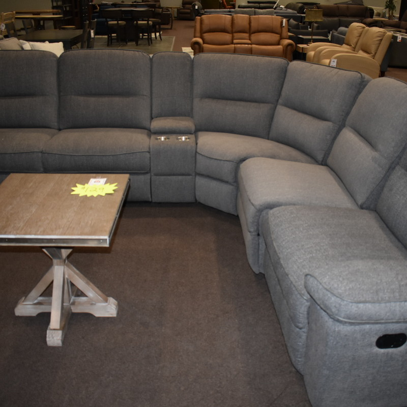 6 Piece Sectional