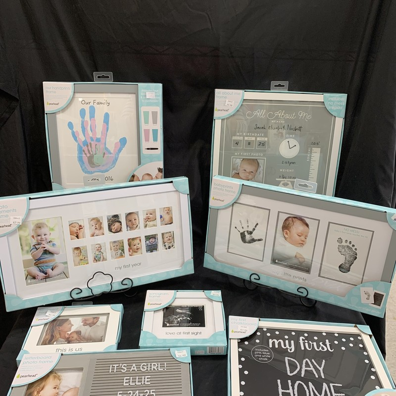 Infant Keepsakes, Variety, Size: BabyShower<br /> Unique and personalized gifts and keepsakes for your baby's special moments!<br /> <br /> Prices range from $14.99-$34.99<br /> <br /> Call for selection 613-258-0166