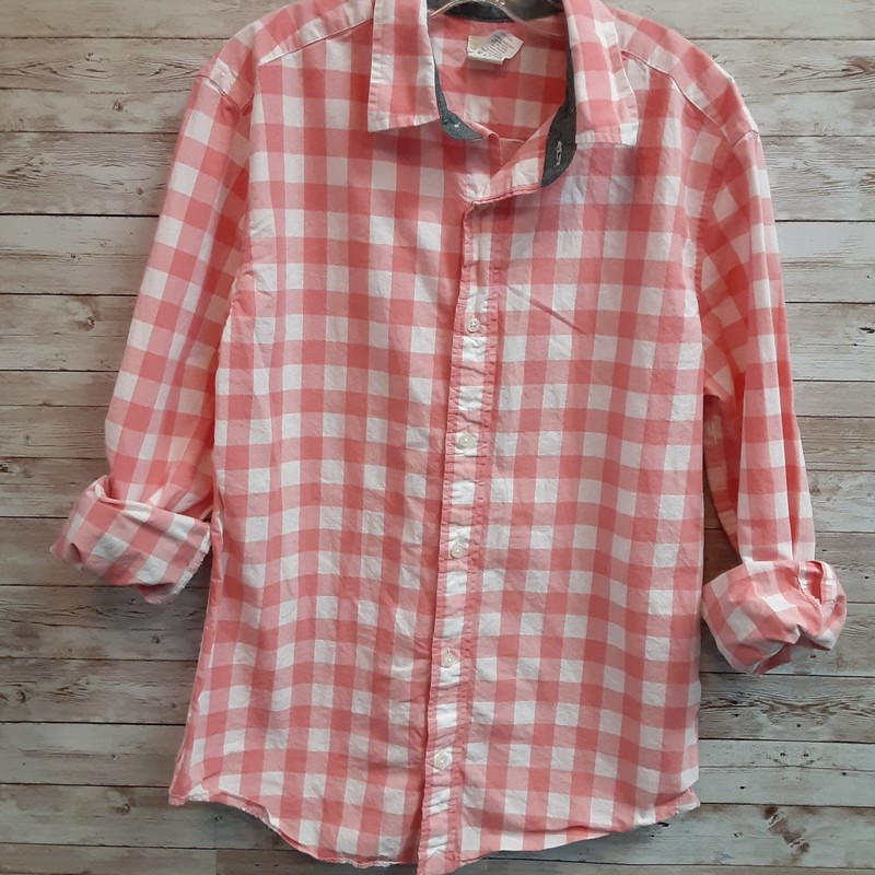 Crewcuts Check Shirt.