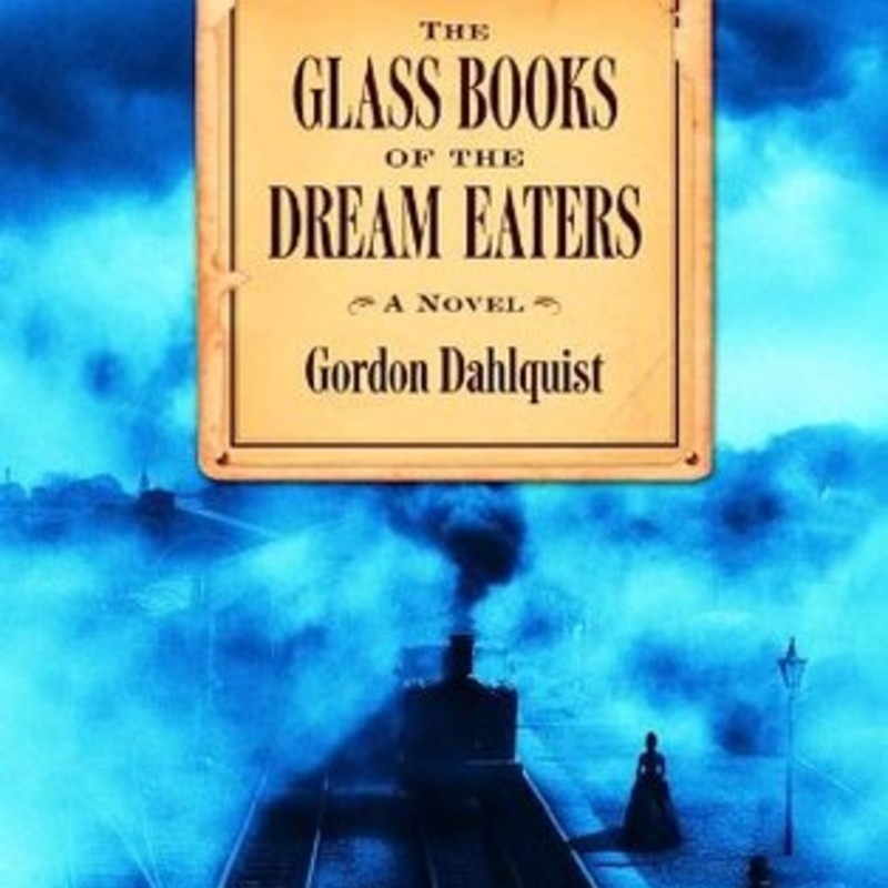 The Glass Books Of The Dr.