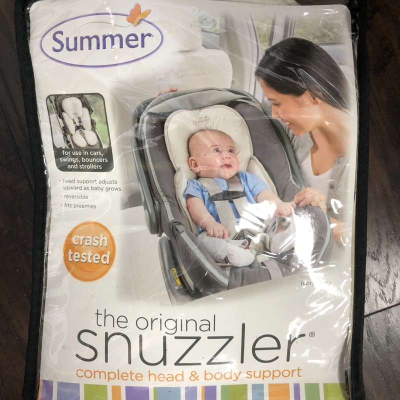 Snuzzler, Ivory<br /> Complete Head and Body Support