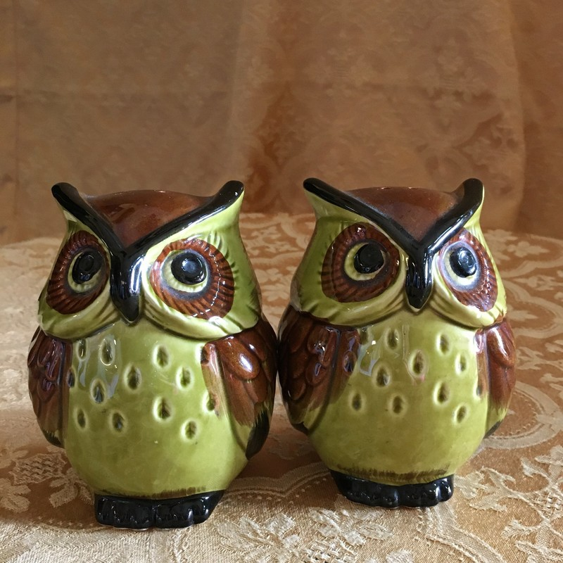 Owl S&P Shakers.