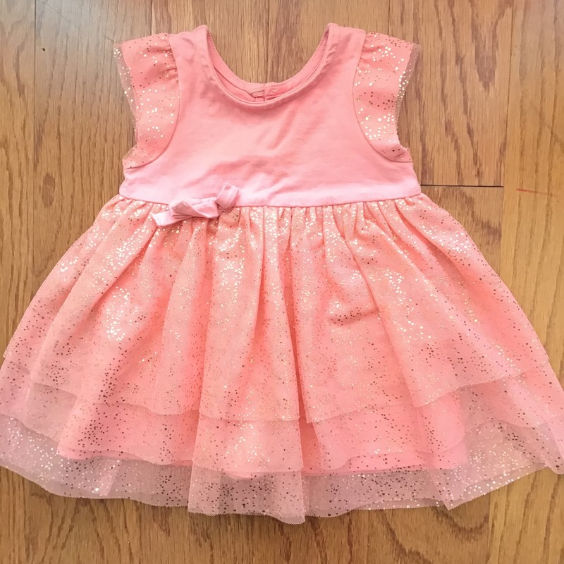Hanna Andersson Dress, Pink, Size: 3-6m<br /> <br /> <br /> ALL ONLINE SALES ARE FINAL. NO RETURNS OR EXCHANGES. PLEASE ALLOW 1 TO 2 WEEKS FOR SHIPMENT.