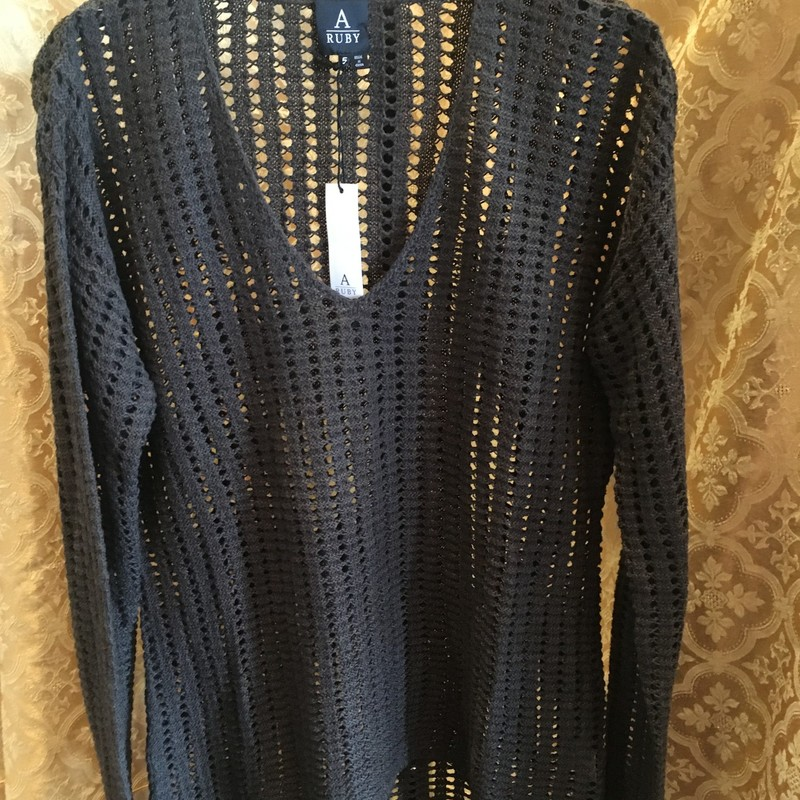 NWT Looseknit Tunic Cotto.