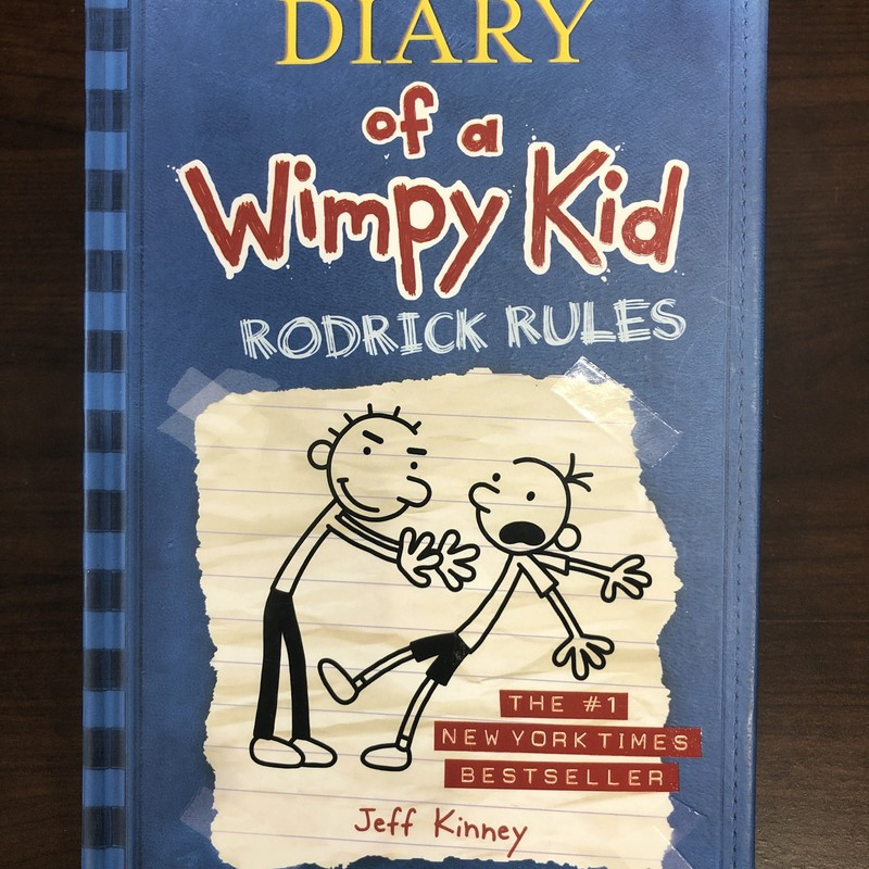 Diary Of A Wimpy Kid 2.