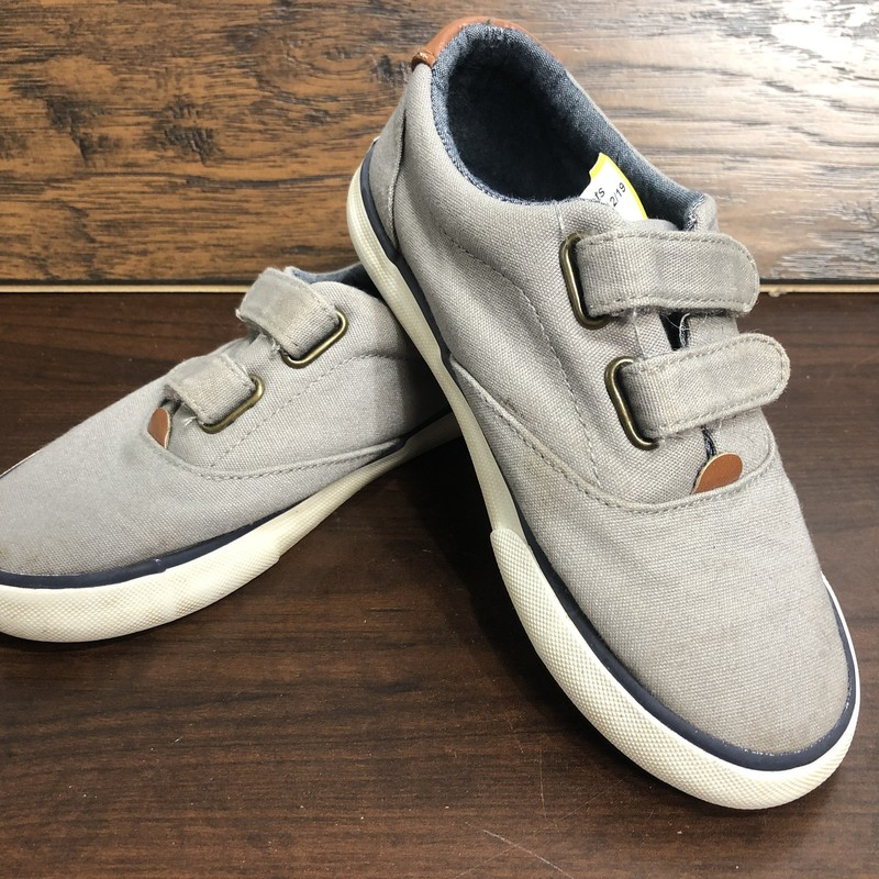 Tommy Hilfiger Sneakers, Grey, Size: 12