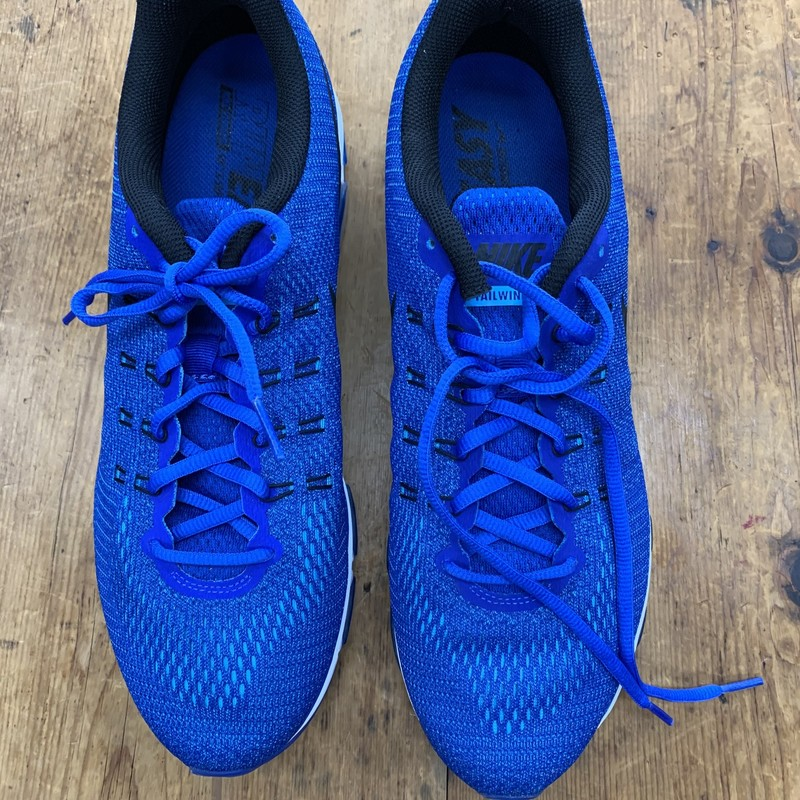 NikeTailwind 8<br /> Color: Blue<br /> Size: 13<br /> Condition: Great