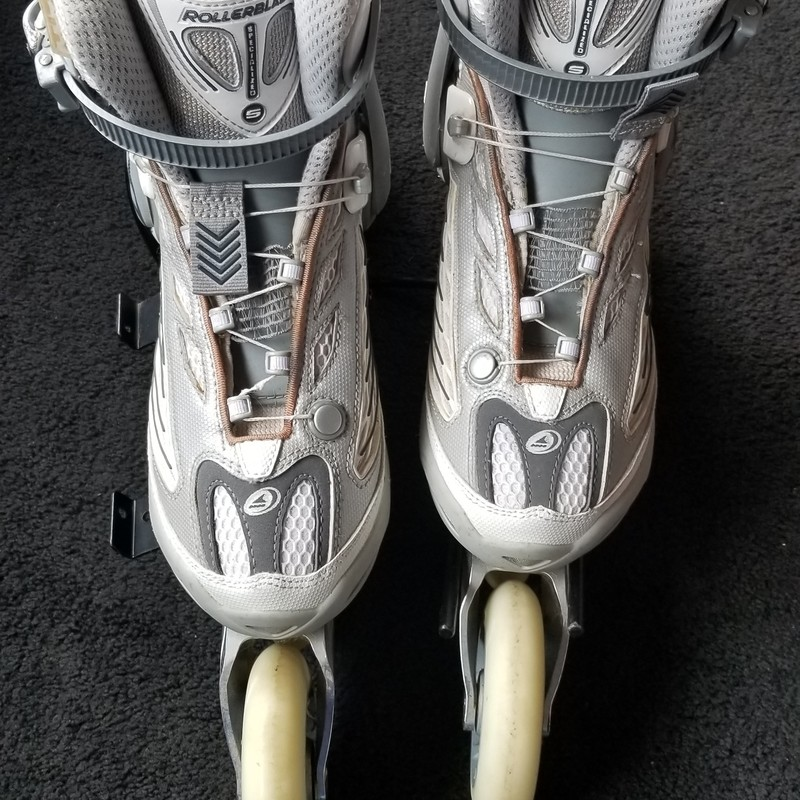 Rollerblade Activa 8.0, Womens, Size: 6- retailed new for $320.00!!