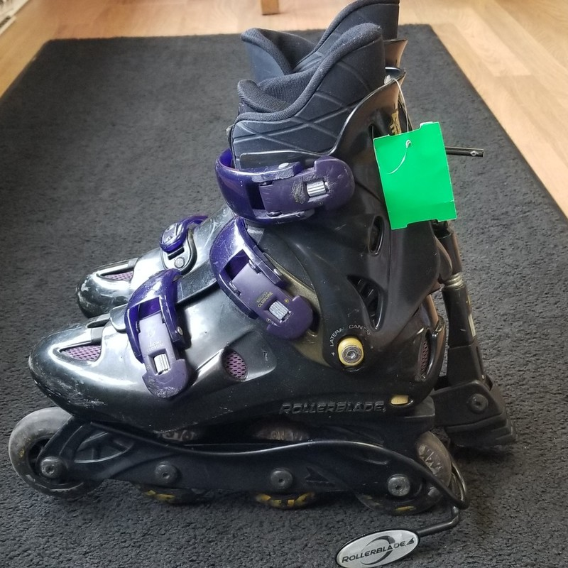 Rollerblade Fusion MX, Womens Size: 8