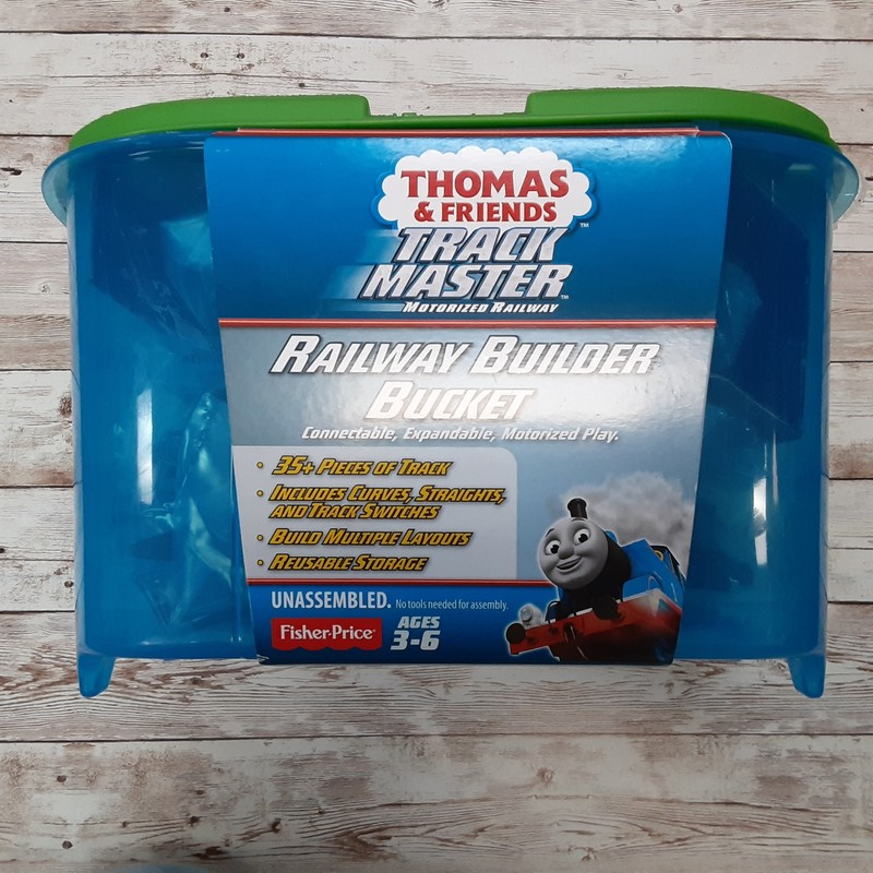 Thomas Railway Builder.