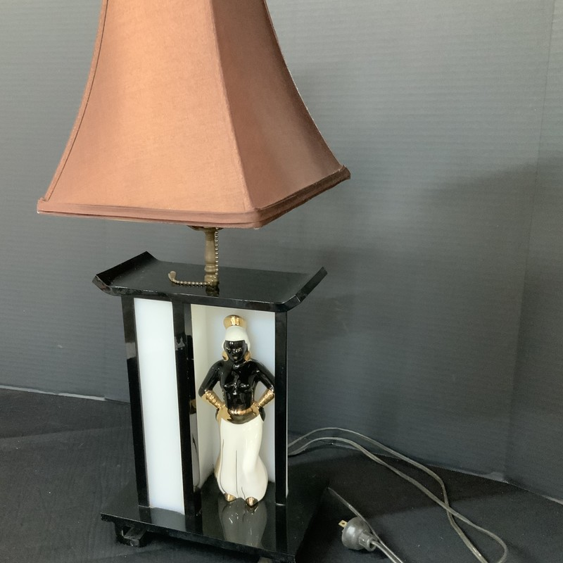 Unique Mid Century Lamp