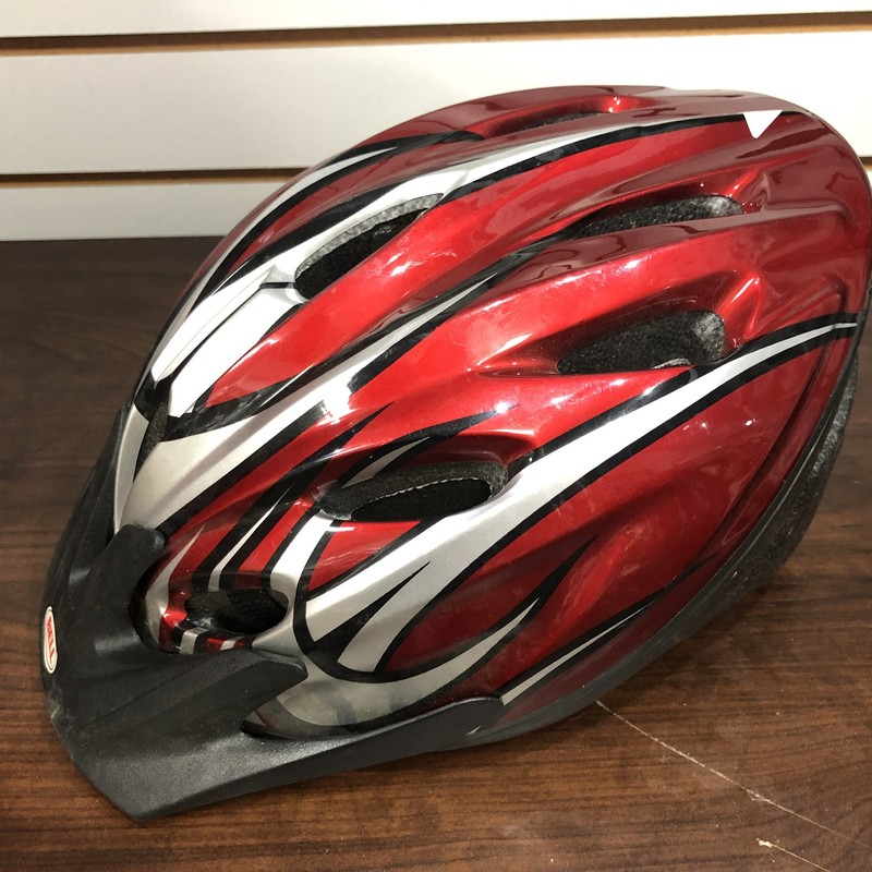 Bicycle Helmet.