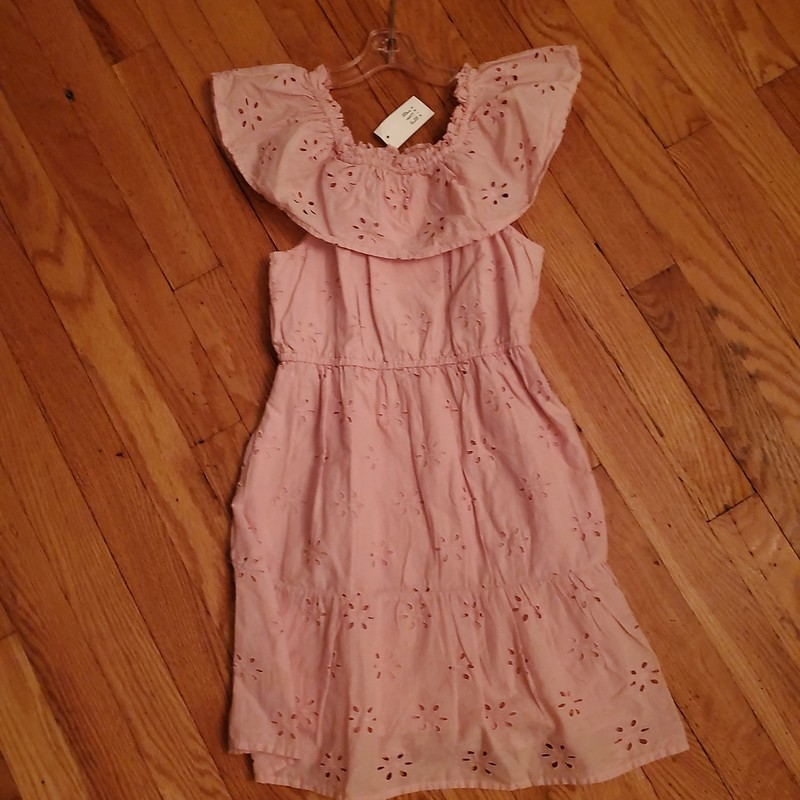 Gap Dress NEW, Pink Size: 7-8