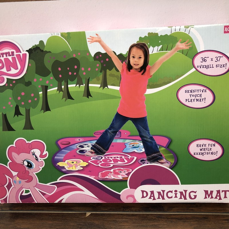 MLP Dancing Mat, Ages: 7+<br /> <br /> Pick up in store only