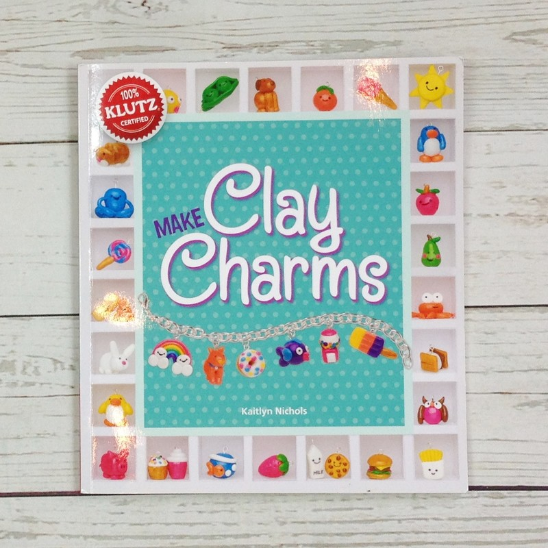 Make Clay Charms.