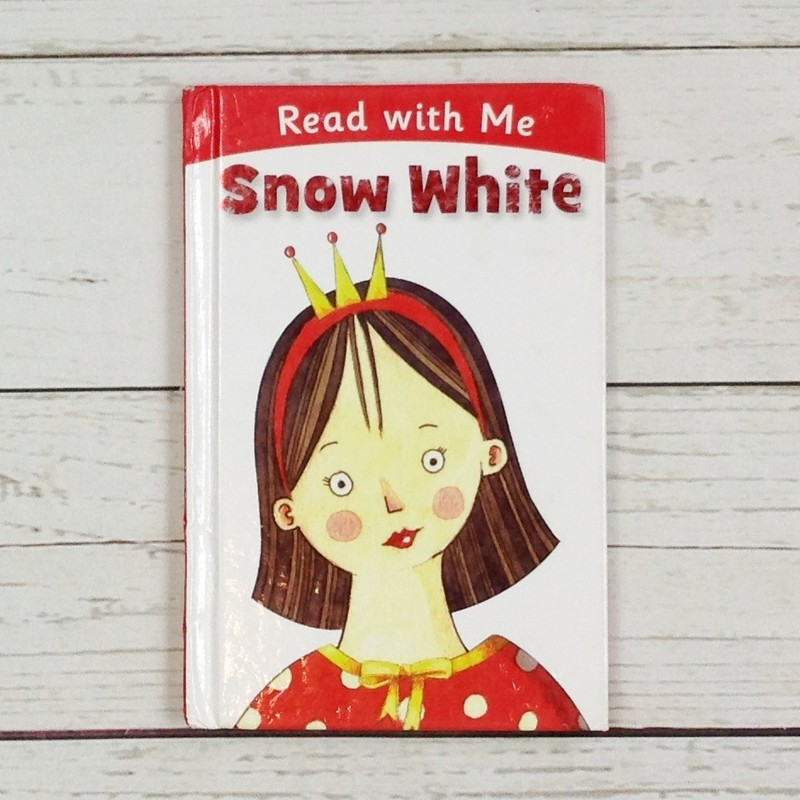 Snow White Read With Me.