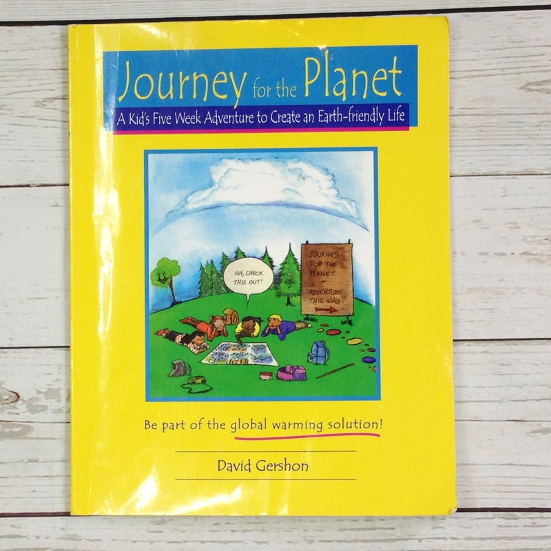 Journey For The Planet.