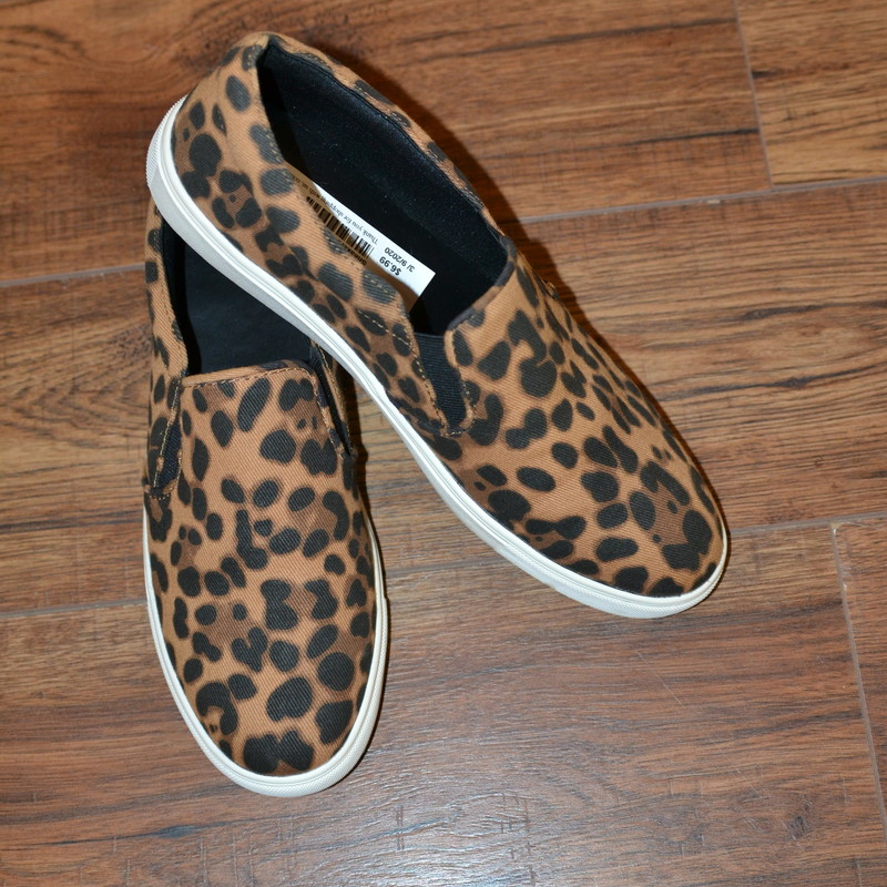 Cheetah print<br /> Excellent condition<br /> Size 11