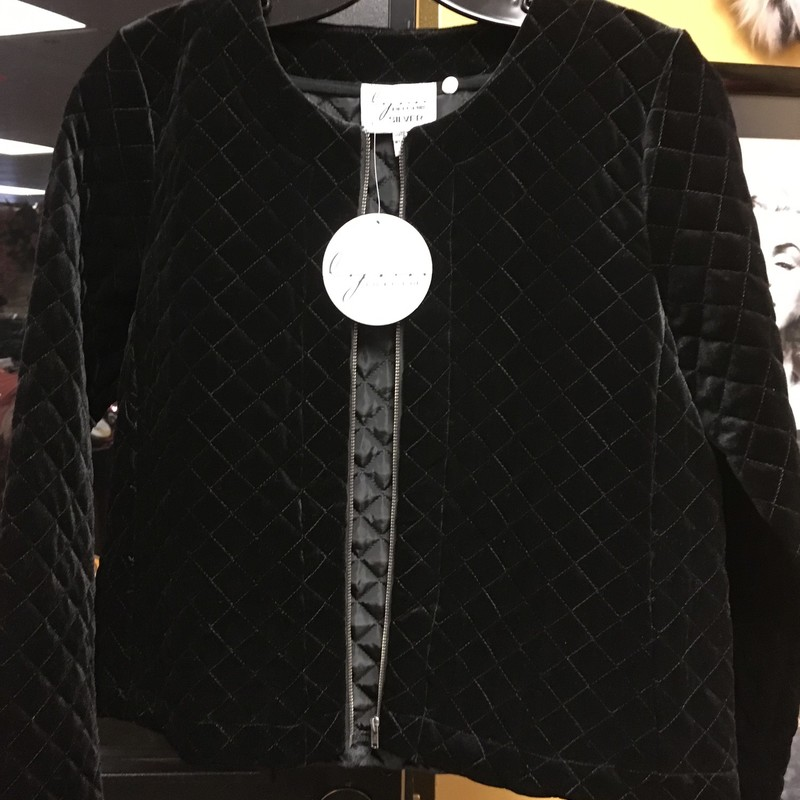 NWT Quilted Zip Jacket5.