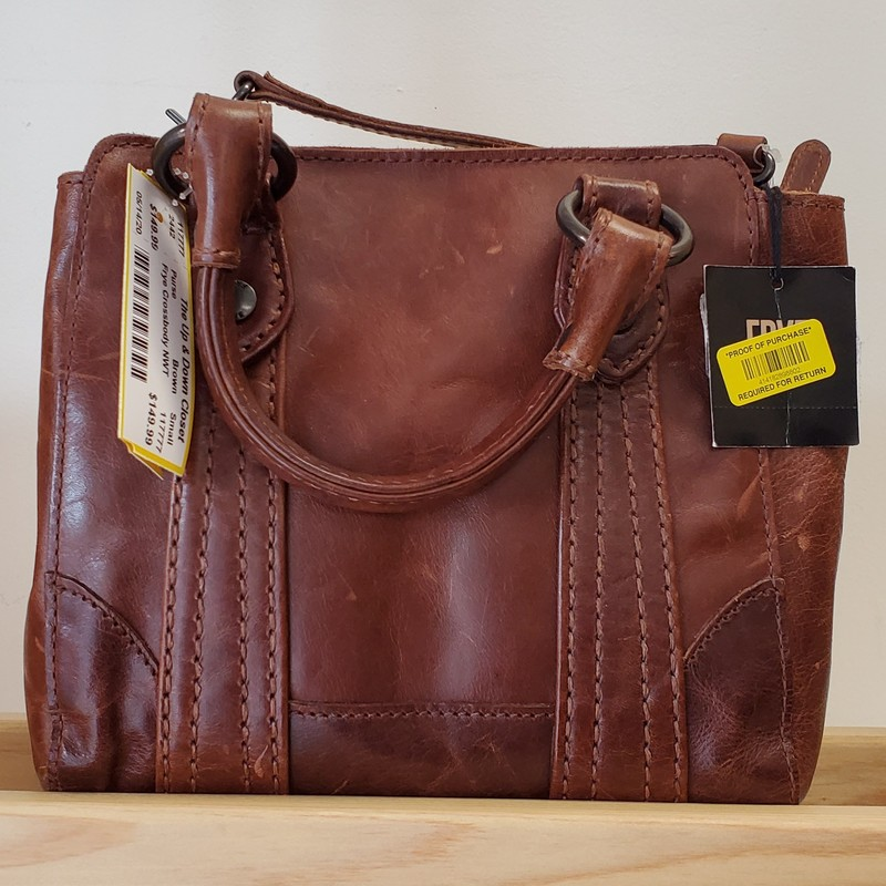 Frye Crossbody NWT, Brown, Size: Na