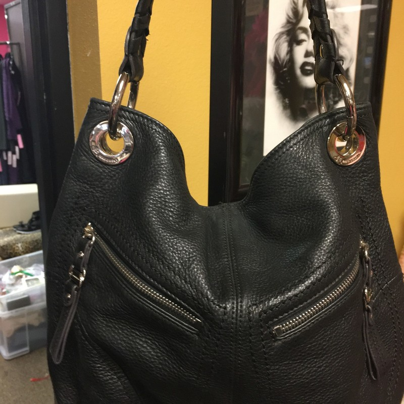 New Leather Hobo Bag.