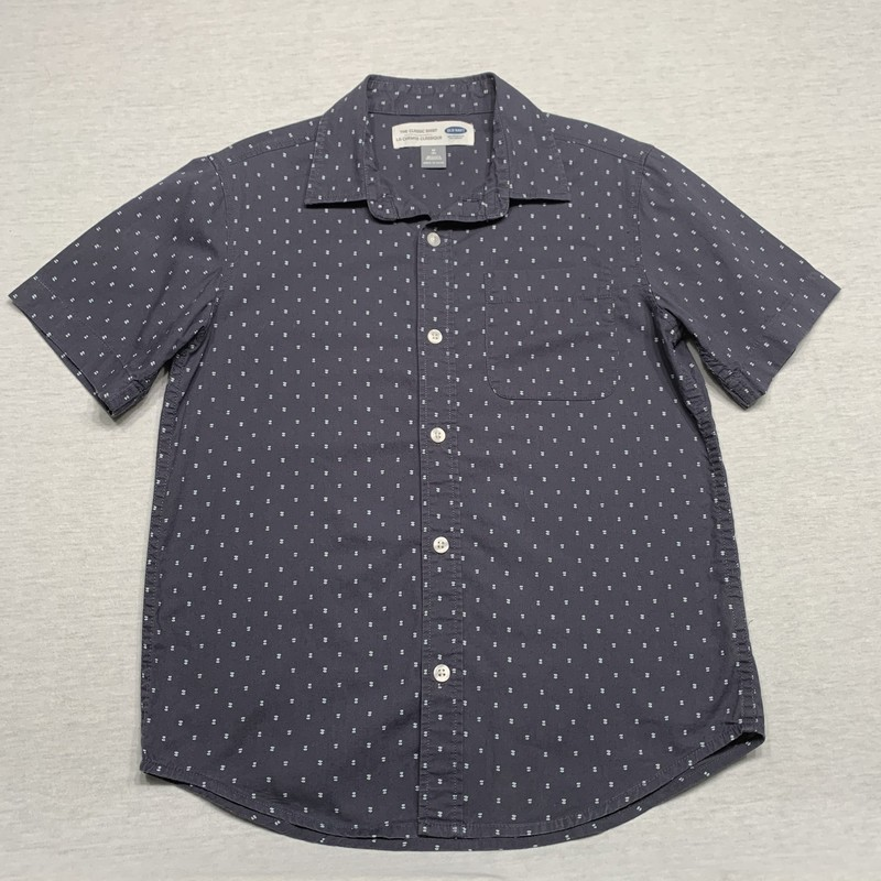 Old Navy Poplin Shirt.