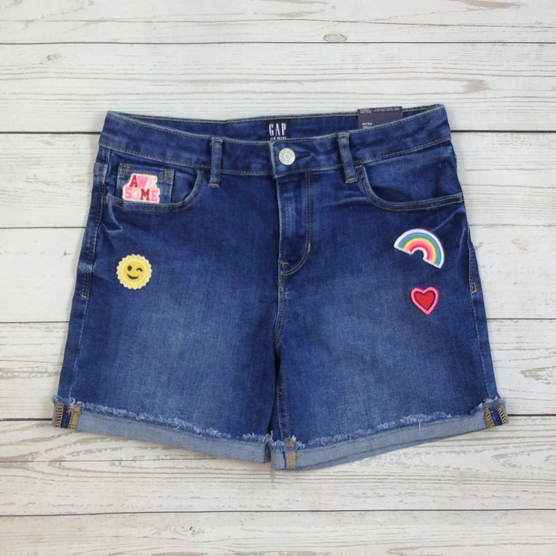 Denim With Emojis, Gap, Size: 14<br /> New with Tags