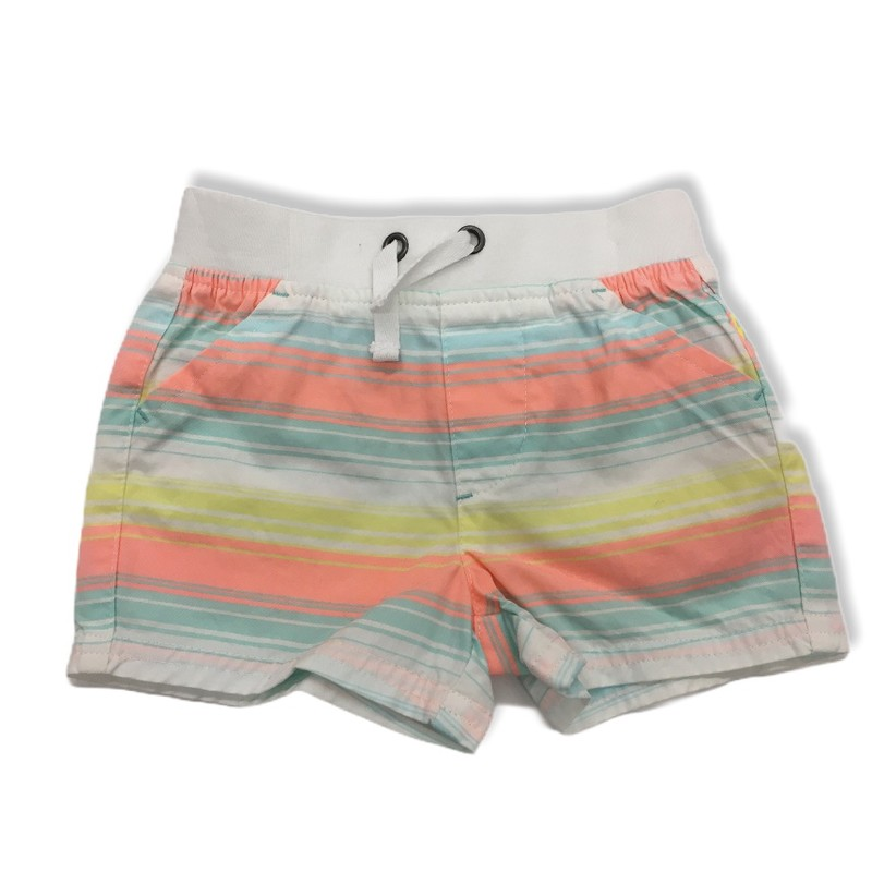 Shorts NWT, Girl, Size: 3/6m<br /> <br /> #resalerocks #catjack #pipsqueakresale #vancouverwa #portland #reusereducerecycle #fashiononabudget #chooseused #consignment #savemoney #shoplocal #weship #keepusopen #shoplocalonline #resale #resaleboutique #mommyandme #minime #fashion #reseller                                                                                                                                                  Cross posted, items are located at #PipsqueakResaleBoutique, payments accepted: cash, paypal & credit cards. Any flaws will be described in the comments. More pictures available with link above. Local pick up available at the #VancouverMall, tax will be added (not included in price), shipping available (not included in price), item can be placed on hold with communication, message with any questions. Join Pipsqueak Resale - Online to see all the new items! Follow us on IG @pipsqueakresale & Thanks for looking! Due to the nature of consignment, any known flaws will be described; ALL SHIPPED SALES ARE FINAL. All items are currently located inside Pipsqueak Resale Boutique as a store front items purchased on location before items are prepared for shipment will be refunded.