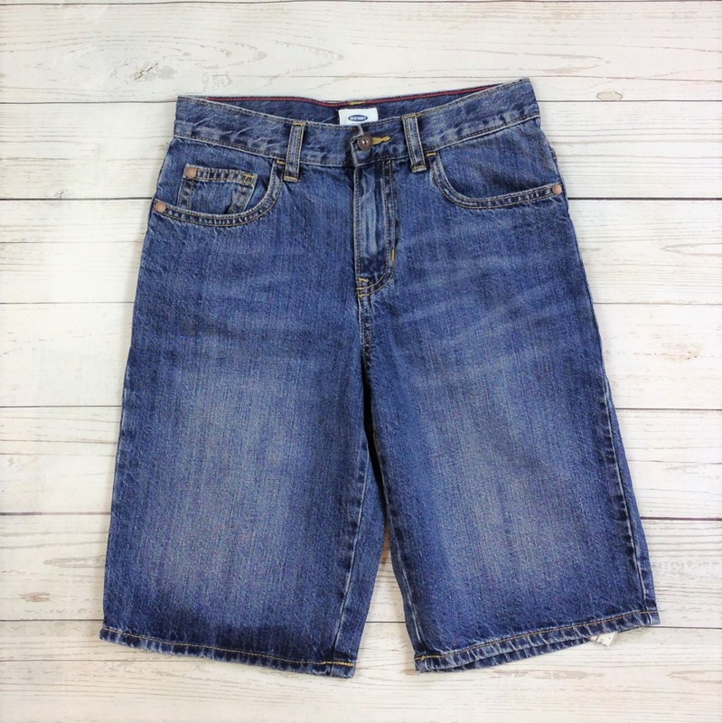Denim Blue Jean Distressed, Old Navy, Size: 12R