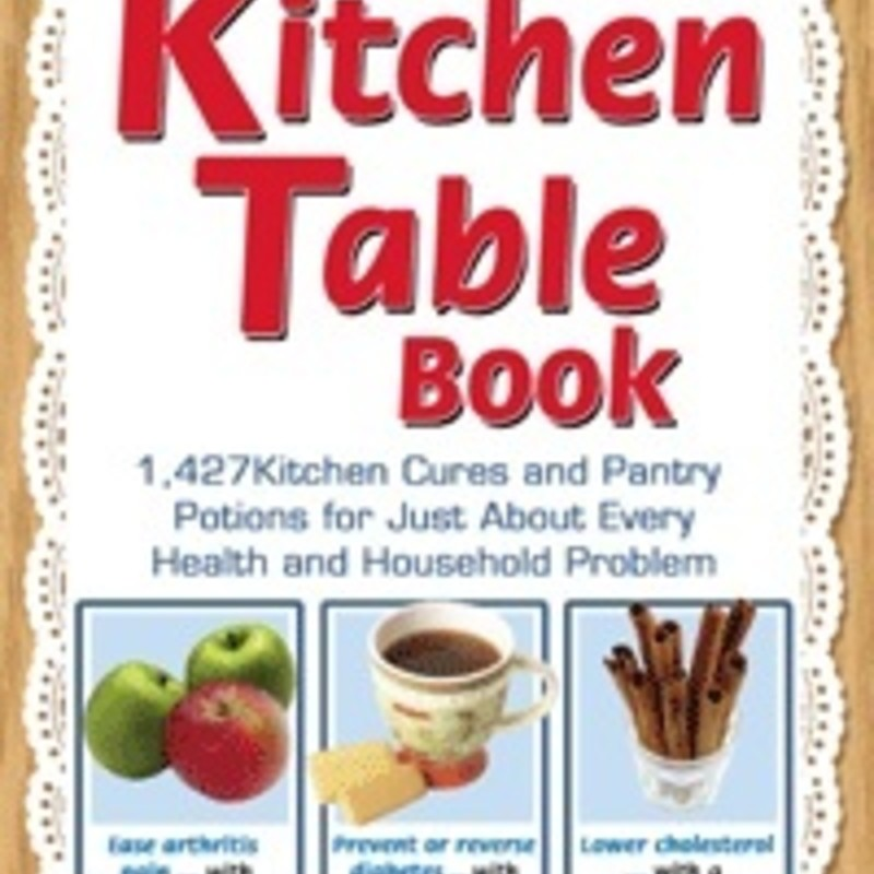 The Kitchen Table Book.