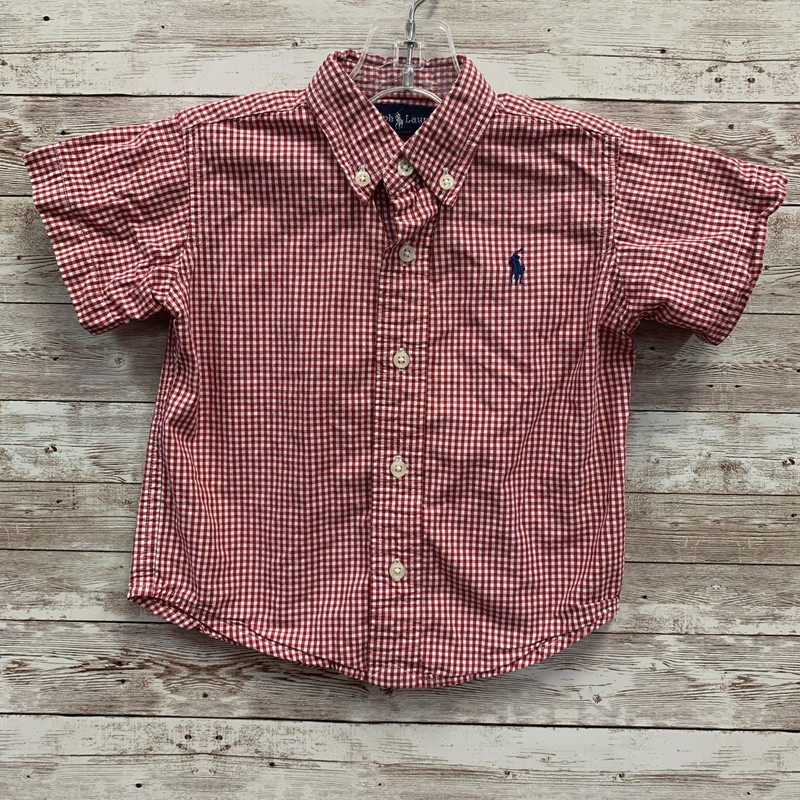 Ralph Lauren Check Shirt.