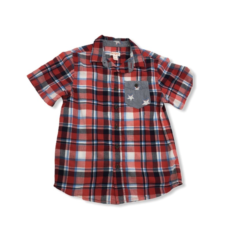 Shirt, Boy, Size: 6/7