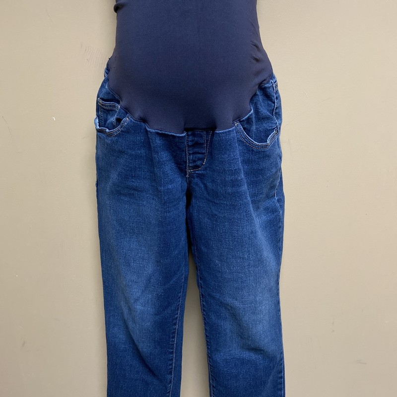 Old Navy Capris, Blue, Size: Medium<br /> Condition; Excellent
