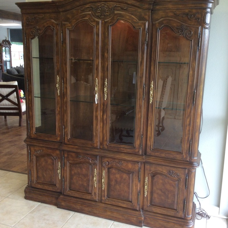 Heritage China Cabinet.
