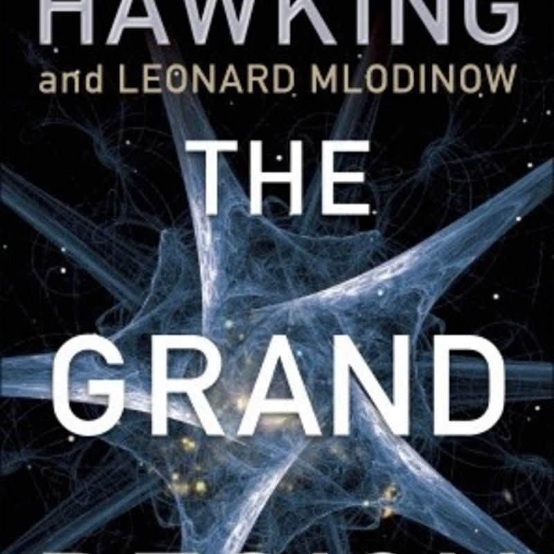 "CD<br /> <br /> The Grand Design<br /> by Stephen Hawking, Leonard Mlodinow<br /> <br /> THE FIRST MAJOR WORK IN NEARLY A DECADE BY ONE OF THE WORLD'S GREAT THINKERS—A MARVELOUSLY CONCISE BOOK WITH NEW ANSWERS TO THE ULTIMATE QUESTIONS OF LIFE<br /> <br /> When and how did the universe begin? Why are we here? Why is there something rather than nothing? What is the nature of reality? Why are the laws of nature so finely tuned as to allow for the existence of beings like ourselves? And, finally, is the apparent ""grand design"" of our universe evidence of a benevolent creator who set things in motion—or does science offer another explanation?<br /> <br /> The most fundamental questions about the origins of the universe and of life itself, once the province of philosophy, now occupy the territory where scientists, philosophers, and theologians meet—if only to disagree. In their new book, Stephen Hawking and Leonard Mlodinow present the most recent scientific thinking about the mysteries of the universe, in nontechnical language marked by both brilliance and simplicity.<br /> <br /> In The Grand Design they explain that according to quantum theory, the cosmos does not have just a single existence or history, but rather that every possible history of the universe exists simultaneously. When applied to the universe as a whole, this idea calls into question the very notion of cause and effect. But the ""top-down"" approach to cosmology that Hawking and<br /> <br /> Mlodinow describe would say that the fact that the past takes no definite form means that we create history by observing it, rather than that history creates us. The authors further explain that we ourselves are the product of quantum fluctuations in the very early universe, and show how quantum theory predicts the ""multiverse""—the idea that ours is just one of many universes that appeared spontaneously out of nothing, each with different laws of nature.<br /> <br /> Along the way Hawking and Mlodinow question the conventional concept of reality, posing a ""model-dependent"" theory of reality as the best we can hope to find. And they conclude with a riveting assessment of M-theory, an explanation of the laws governing us and our universe that is currently the only viable candidate for a complete ""theory of everything."" If confirmed, they write, it will be the unified theory that Einstein was looking for, and the ultimate triumph of human reason.<br /> <br /> A succinct, startling, and lavishly illustrated guide to discoveries that are altering our understanding and threatening some of our most cherished belief systems, The Grand Design is a book that will inform—and provoke—like no other.'"