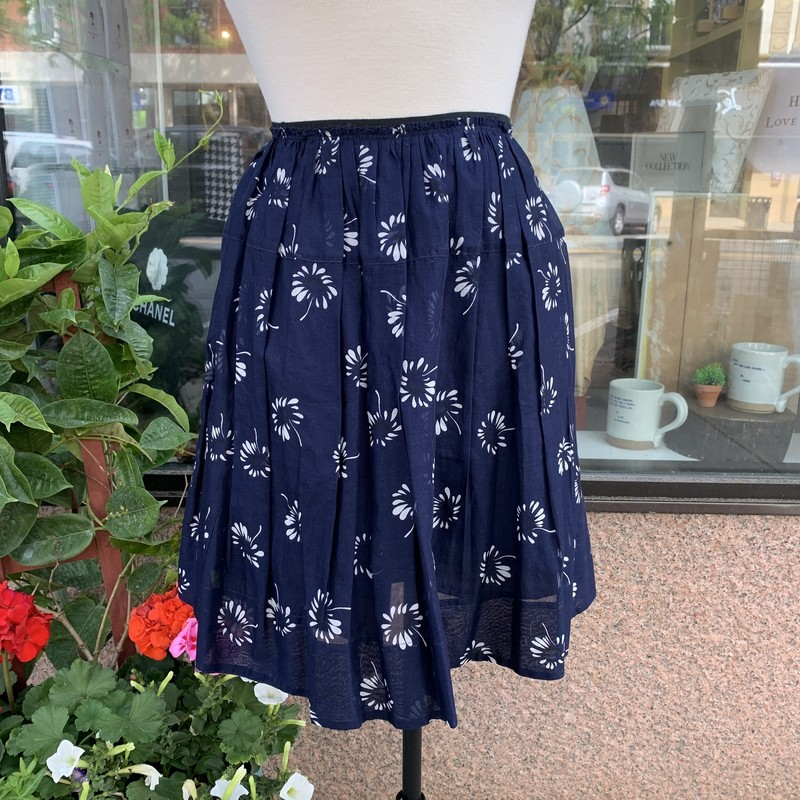 Marc Jacobs Skirt, Blue, Size: 6