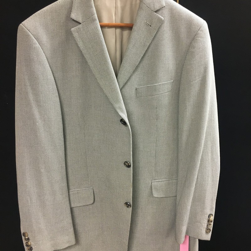 Mens Diamond Pat Sprtcoat.