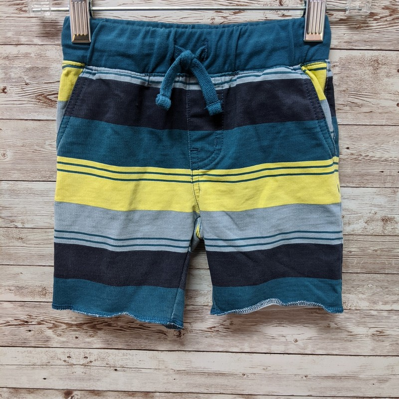 Tea Striped Shorts.