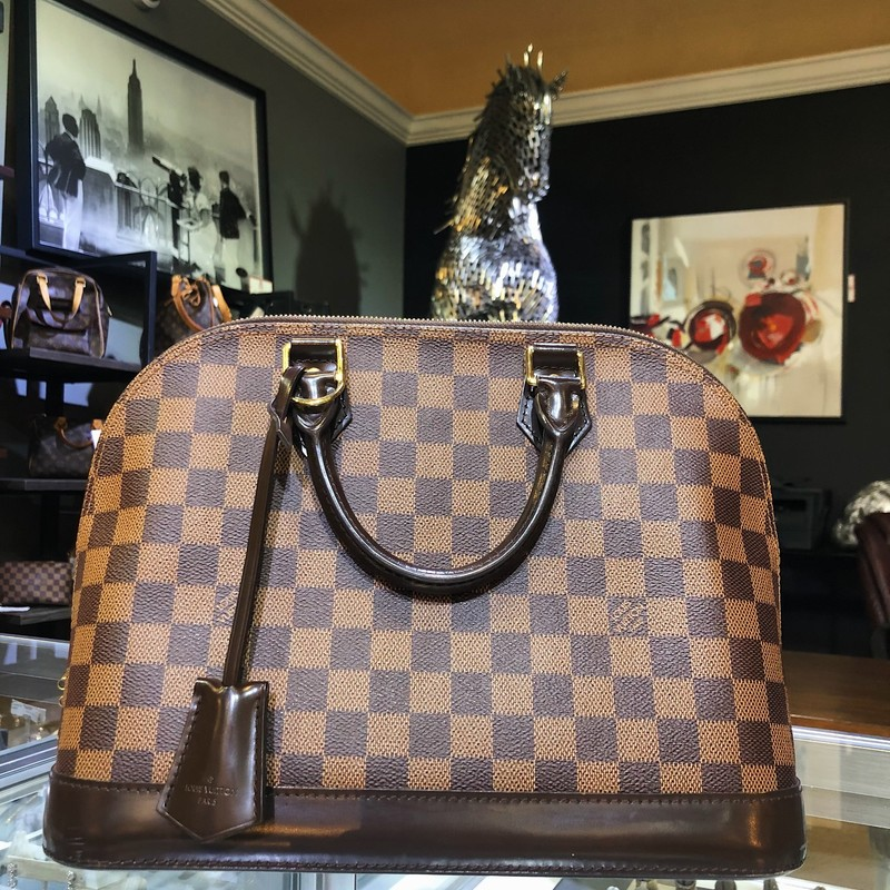 LV Alma PM DE<br /> <br /> Excellent used condition