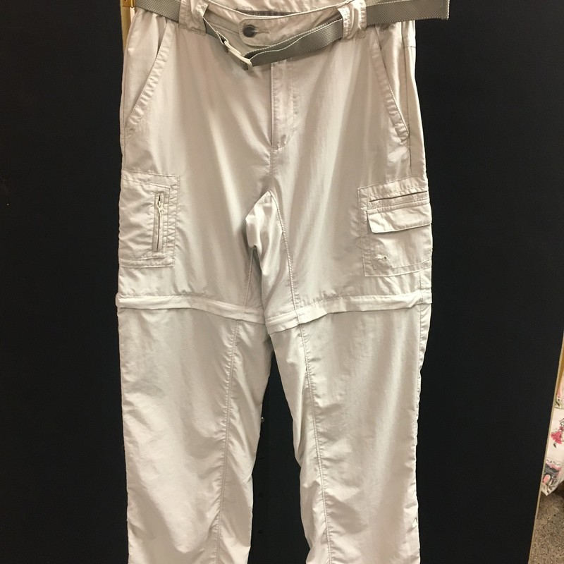 Zip Off Outdoorey Pant.