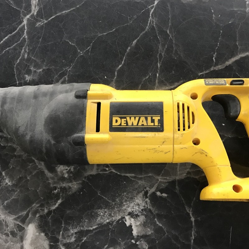 Reciprocating Saw, DeWalt, 18V<br /> DW938