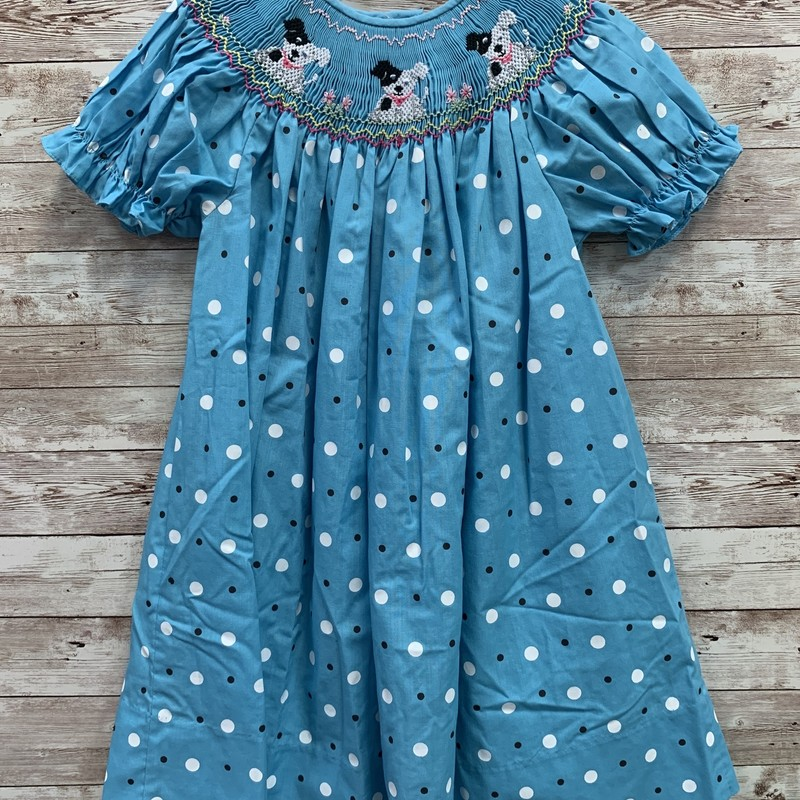 Rosalina Smock Dress.