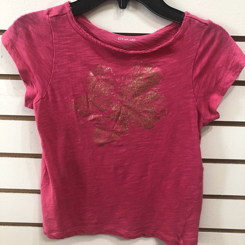 Crewcuts, Pink, Size: 6